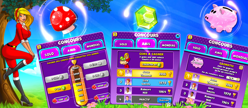 Concours Prize Fiesta