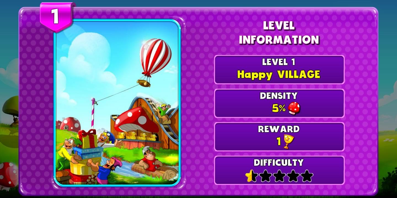 Level 1 Prize Fiesta
