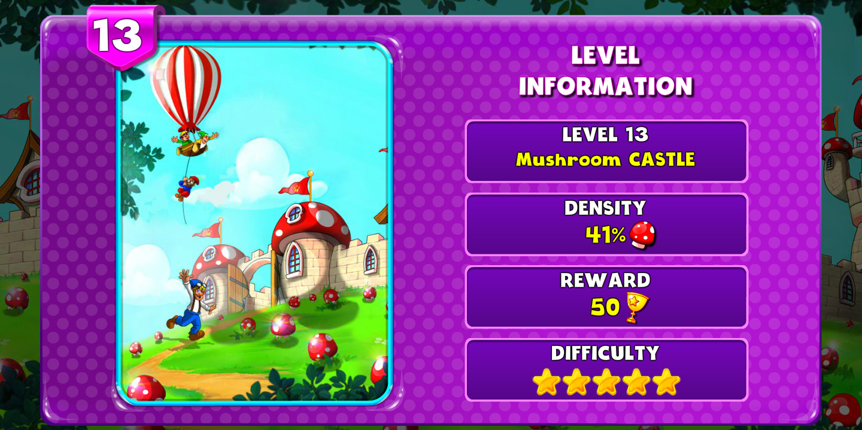 Prize Fiesta Level 13