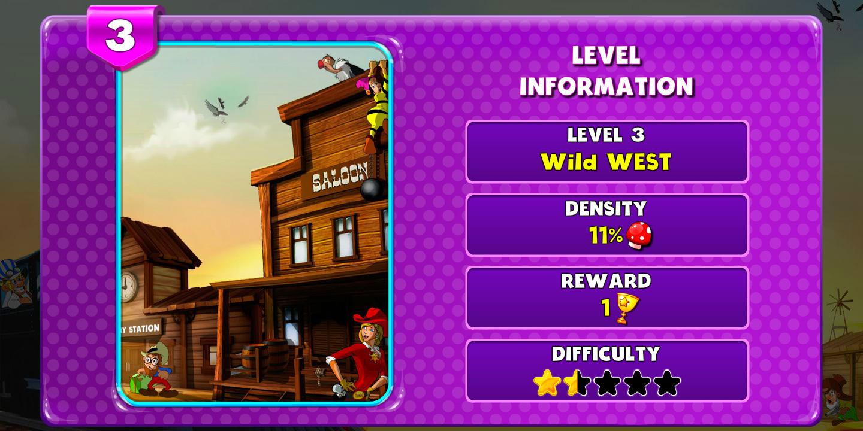 Prize Fiesta Level 3