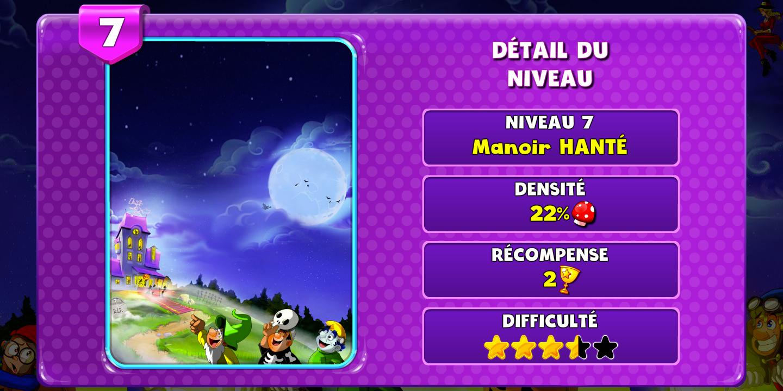 niveau 7 prize fiesta