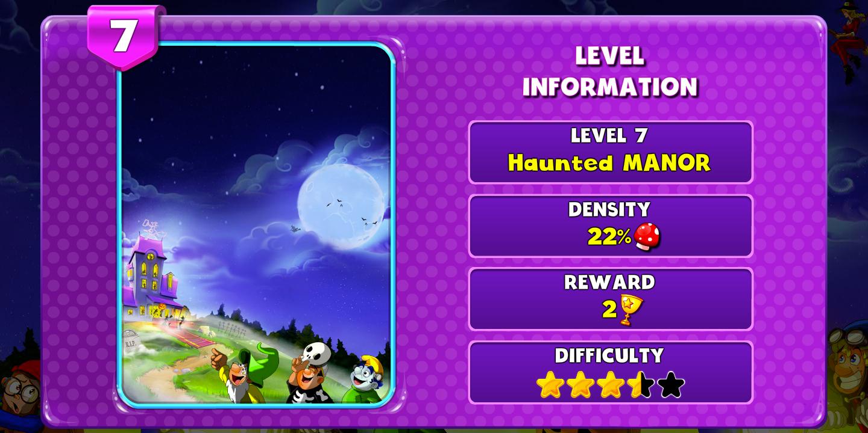 level 7 prize fiesta